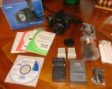 Canon Powershot S30 Digital Camera & Accessories Batteries/Charger Works!