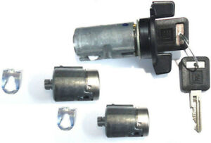 NEW Chevy Pickup 88-94 OEM Ignition & Door Lock Key Switch Cylinder Set W/2 Keys