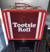 Tootsie Roll Metal Full Size Lunch Box 2010 Loungefly