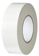 T.R.U. Industrial Duct Tape. Waterproof UV Resistant White 3/4 in X 60 Yd.