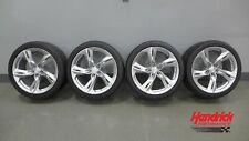 """2020 Chevrolet Camaro Ss Oem """"Take-Off"""" Wheels and Goodyear Eagle F1 Tires - Set"""