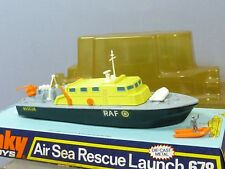 VITNAGE DINKY TOYS MODEL No.678        AIR SEA RESCUE LAUNCH         VN MIB