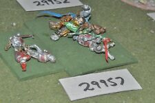 25mm medieval / scottish - casualties - baggage (29957)