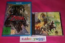 Nintendo the Legend of Zelda Wii U