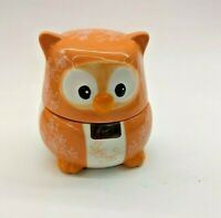 Temptations Blue Owl Nesting Measuring Cup Set Ceramic