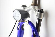 LED Spot Light Head Light w/ Switch Horn 24V 36V 48V 60V eBIKE Scooter Moped