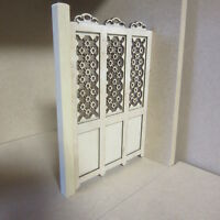 1/12 scale Dolls House Furniture  Room Screen     LS01