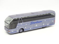 Rietze 1/87 HO - Car Autocar Neoplan Starliner Gris