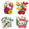 Cute Pressed Mixed Dried Flowers DIY Art Craft Scrapbook Phone Gift Decor Preci