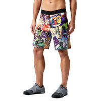 Reebok CrossFit CoreShort Men's Sports Shorts PlayDry Training Gym Workout