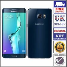 Samsung Galaxy S6 Edge - 32GB - Black Sapphire (Unlocked) Smartphone - Grade A