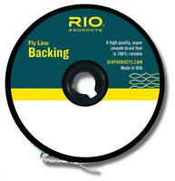 RIO Multi Color GSP Fly Line Backing 65 pounds 100 yards, 200 yards, 300 yards