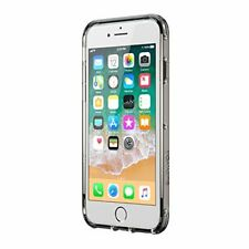 Griffin Survivor Clear   Black/Smoke/Clear   iPhone 8 Plus, NEW