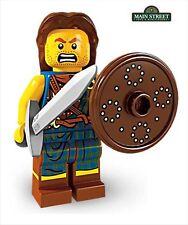 New LEGO Minifigures Series 6 8827 Highland Battler