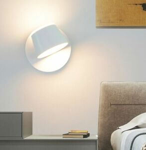 Modern LED Wall Lamp For Living Room Bedroom Adjustable Indoor Wall Lighting