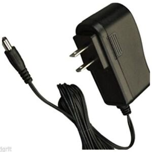 12v 500mA adapter cord = Suzuki QC1 Q Chord digital song card guitar wall plug