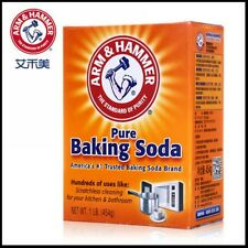 Free S/H Arm & Hammer Pure Baking Soda for Cleaning or Baking 454g 1Lb (16oz)