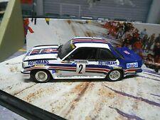 OPEL Ascona B 400 Rallye Monte Carlo 1982 #2 Röhrl Rothman s Vitesse Skid 1:43