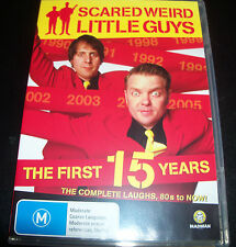 Scared Weird Little Guys The First 15 Years (Aust All Reg) Comedy DVD Like New