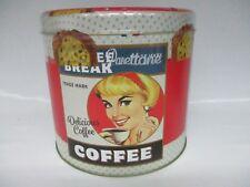 Panettone italienischer Frühstückskuchen Geschenkdose Coffee Break 1000 g