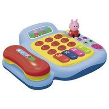 Reig 2331 Peppa Pig Telefono con Attività musicali