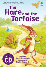 The Hare and the Tortoise. Based on a Story by Aesop (Usborne First-ExLibrary