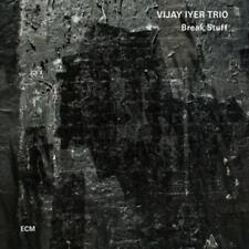 Iyer,Vijay Trio - Break Stuff [Vinyl LP] - NEU
