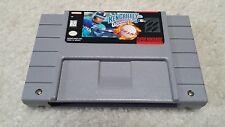 SNES Super Nintendo, Ken Griffey Jr.'s Winning Run cartridge