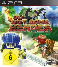 PS3 / Sony Playstation 3 Spiel - 3D Dot Game Heroes DE/EN mit OVP