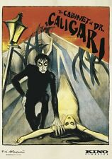 Cabinet Of Dr. Caligari (2014, DVD NIEUW)