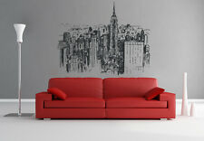 ik1160 Wall Decal Sticker new york city american bedroom children
