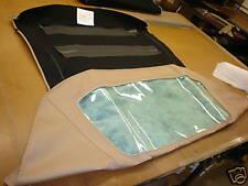 BMW E36 CONVERTIBLE TOP 318I 328I 325I 3-SERIES 1994-99 TAN STAYFAST CANVAS