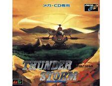 ## SEGA Mega-CD - Thunder Storm (JAP / JP) - TOP ##