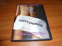 Happy Endings (DVD, Widescreen 2005)