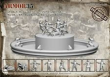 ARMOR35 35209 FOUNTAIN CHILDREN'S ROUND DANCE STALINGRAD SCALE MODEL KIT 1/35