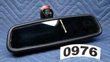 BMW E81 E90 E91 E60 E65 Rear View Mirror GTO EC LED Compass 2000-2010 OEM 0976