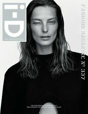 i-D Magazine,35 anniversary,Daria Werbowy,Kate Moss,Rianne Rompaey,Anna Ewers 1