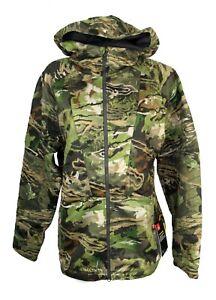 Under Armour Brow Tine Hunting Jacket Womens Sz XXLarge Forest Camo 1316696-940
