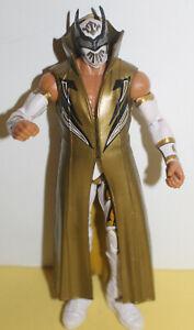 WWE USED Sin Cara Mattel Elite Action Figure Wrestling Series 18 W/ Robe