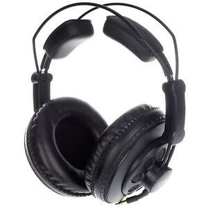 Superlux Professional Monitor Headphone HD668B Semi-Open type