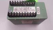 Ohio Semitronics W-005E-Ty08 Ac Watt/Watthour Transducer 3 Phase 3W 300 Vac 5Aac
