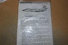 AIRMODEL  1:72  LOCKHEED C-140 JETSTAR    192