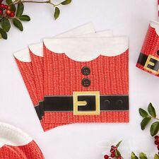 DEAR SANTA Christmas Paper NAPKINS - Father Christmas Design - Xmas Party Range
