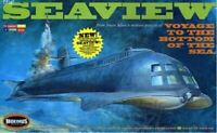 Moebius MOE708 - 1/128 VTTBS 8 Window Movie Seaview Submarine