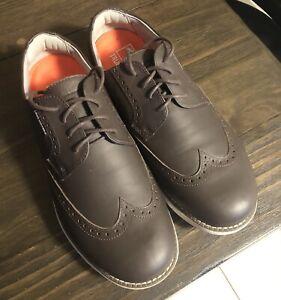 true linkswear men's golf shoes. Leather Upper Size 11
