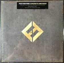Foo Fighters - Concrete And Gold LP Vinyl Record