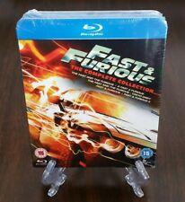 Fast & Furious 1-5 Blu-ray Movie Collections. Paul Walker Vin Diesel. Brand New