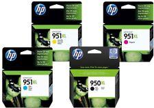4x HP 950XL 951XL ORIGINAL OFFICEJET PRO Multipack 4er Set Angebot Neu !!