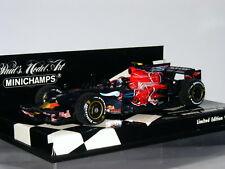 Minichamps Toro Rosso STR3 Sebastian Vettel Winner 2008 Italian GP LTD ED 1/43