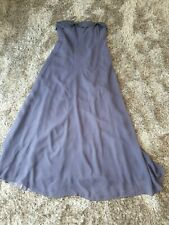 Debut by Debenhams Purple Evening /Gown  Prom Dress. Size 12.